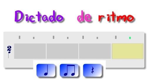 dictados rítmicos